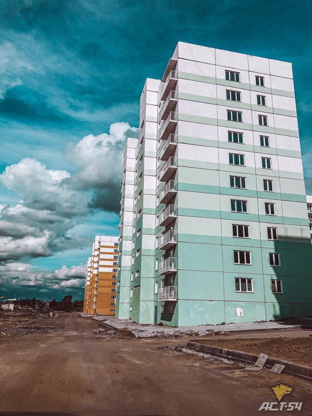 Хорошо в гетто летом! Новосибирск, Район, Новостройка, Длиннопост