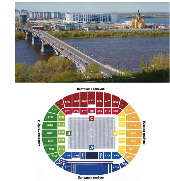 Неожиданно Футбол, Россия-Кипр, Нижний Новгород, Удача