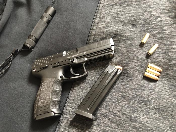 Heckler und Koch P30 LS Оружие, Пистолеты, Heckler & Koch, Видео, Длиннопост