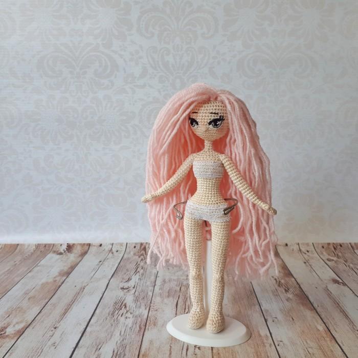 Дневники кукольника) Вязание крючком, Куклы ручной работы, Рукоделие без процесса, Портретная кукла, Каркасная кукла, Длиннопост