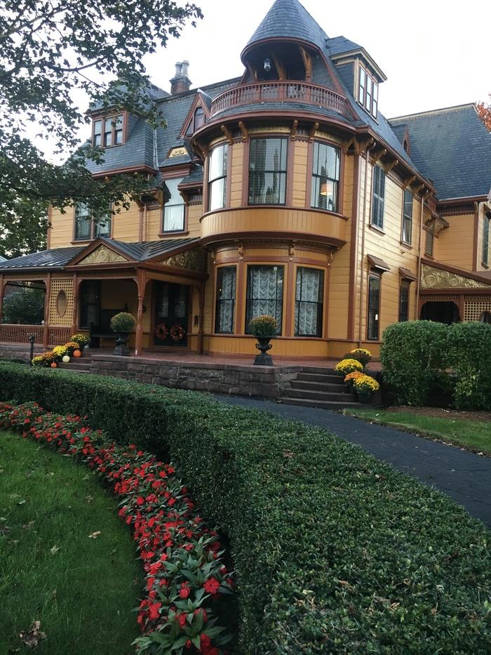 Мой домик с привидениями Архитектура, Дом, США