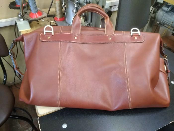 У каждой сумки должна быть история! Изделия из кожи, Кожевенное ремесло, Шитье, Длиннопост, Творчество