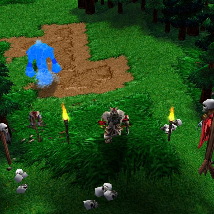 Конфликт Врата оргриммара, Игры, Компьютерные игры, Warcraft, Warcraft 3, Длиннопост, Мат, Шаман