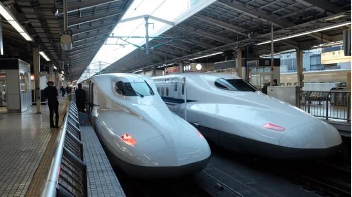 Из Токио в Киото на скоростном поезде Shinkansen Япония, Отпуск, Путешествия, Киото, Длиннопост