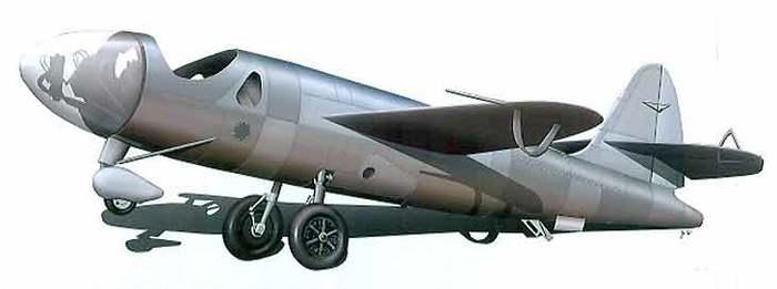 Не.176 .Первый реактив Хейнкеля. Вторая мировая война, Реактивный самолет, Хенкель, Длиннопост