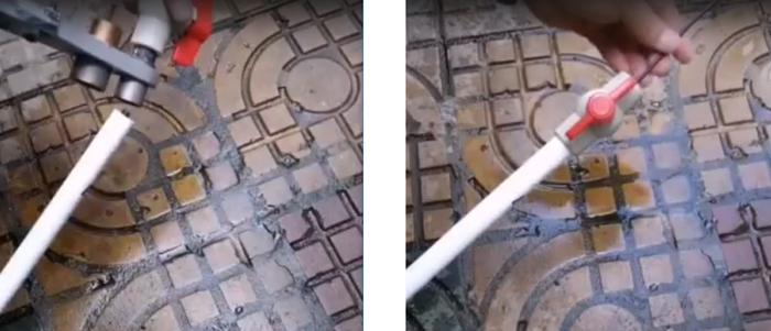 Как спаять трубы из пропилена не перекрывая воду. Строительство, Сантехника, Ремонт, Полезное, Пайка, Пластиковые трубы