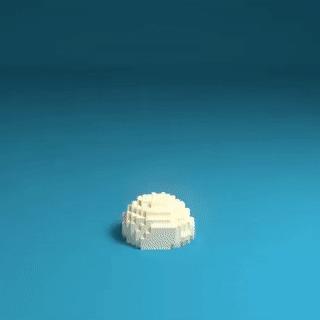 Лего взрыв