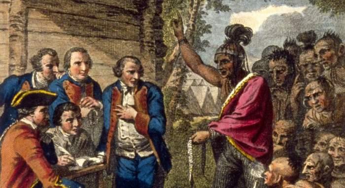 Индейцы и одеяла с оспой: трагедия, породившая миф Длиннопост, История, Англия, США, Индейцы, Эпидемия