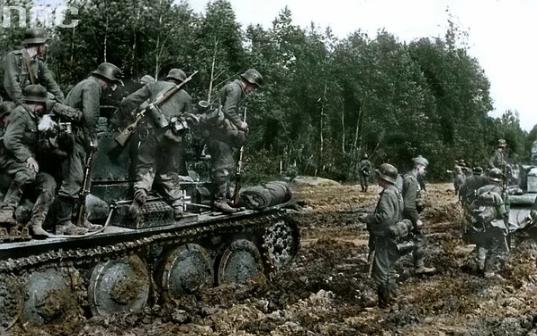 """""""Куда мы попали?"""" Вермахт. Восточный фронт Великая отечественная война, Вторая мировая война, Видео, Длиннопост"""