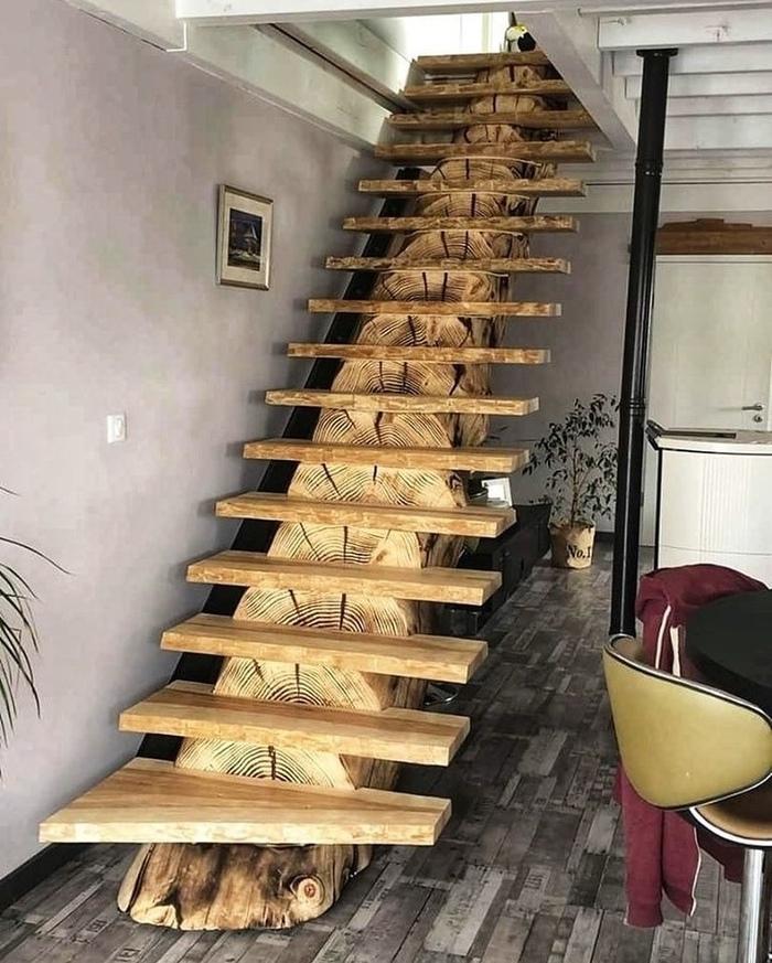Брутальная лестница