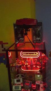 Nintendo коллекция Видеоигра, Nintendo, Nintendo 3DS, Коллекция, Алтарь, Задроты, Геймеры, Гифка