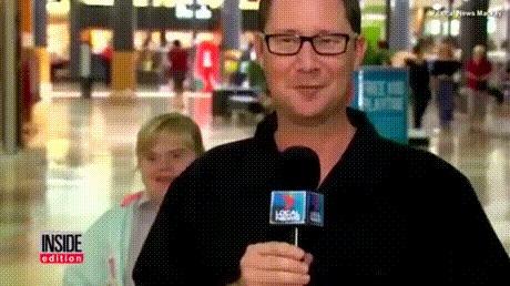 Мама, я в телевизоре
