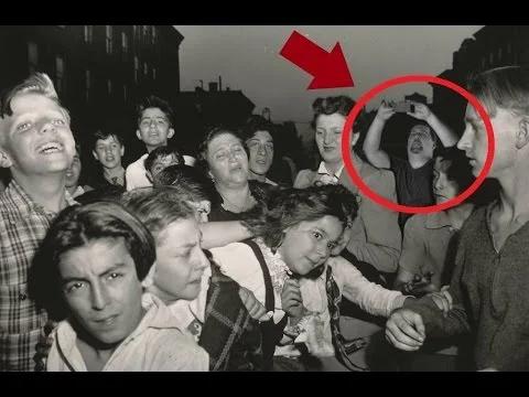 люди на фотографиях не соответствующие своей эпохе была