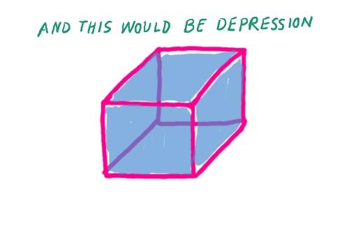 Если я назову это моим сознанием... Сознание, Психиатрия, Психология, Гифка, Длиннопост