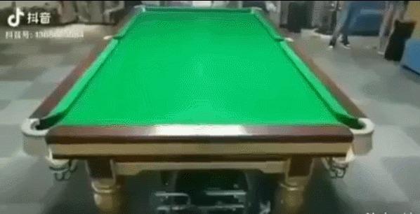 Бильярдный стол для лиги лени