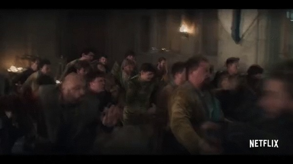 Сериал Witcher: 9 деталей, которые могли остаться незамеченными Ведьмак, Сериалы, Гифка, Факты, Видео, Длиннопост, Сериал Ведьмак