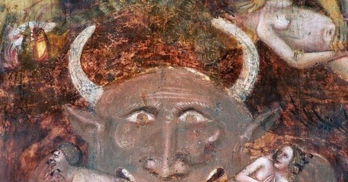 Антихристы в картинках