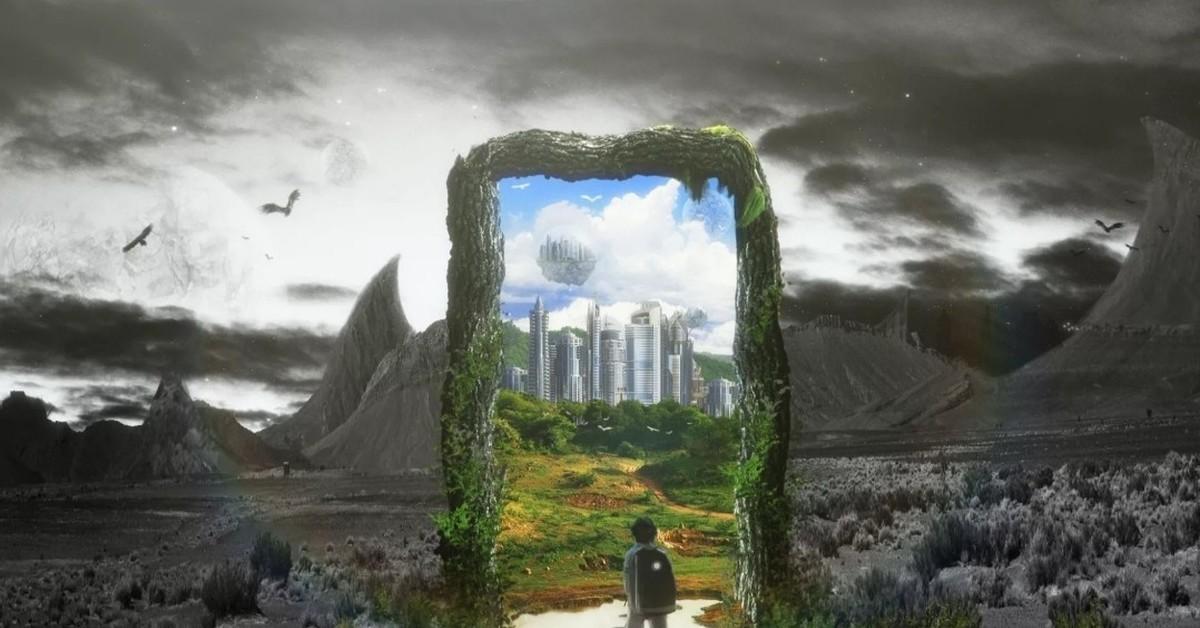 Картинки других миров и измерений