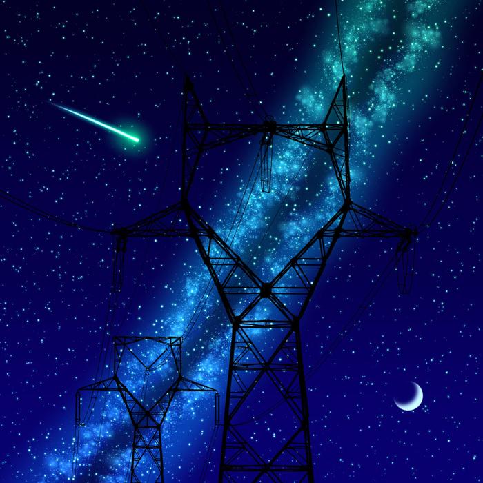 Звёздное небо и космос в картинках - Страница 36 1565448558163653553