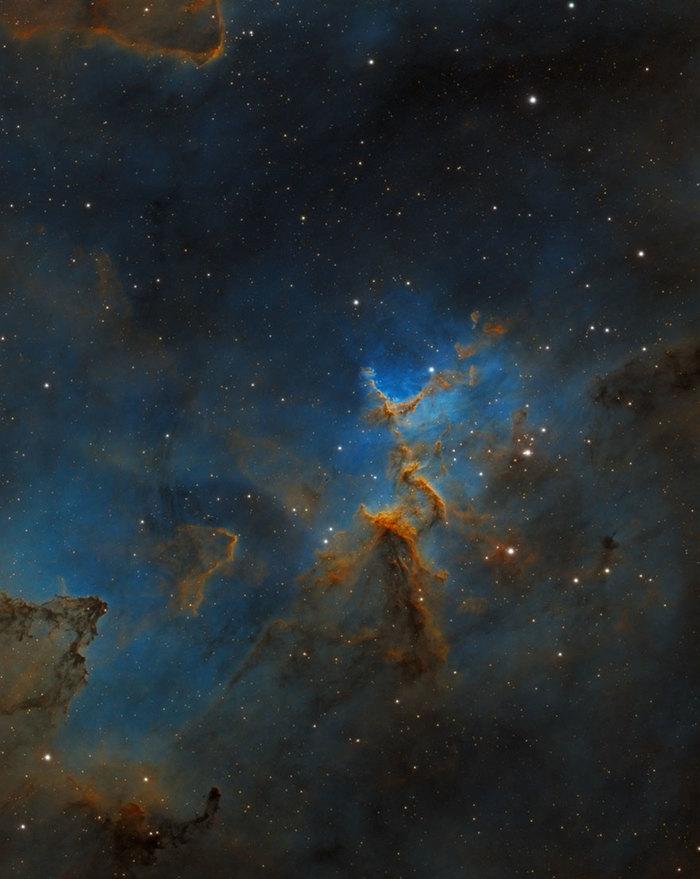Звёздное небо и космос в картинках - Страница 39 1568796753142588304