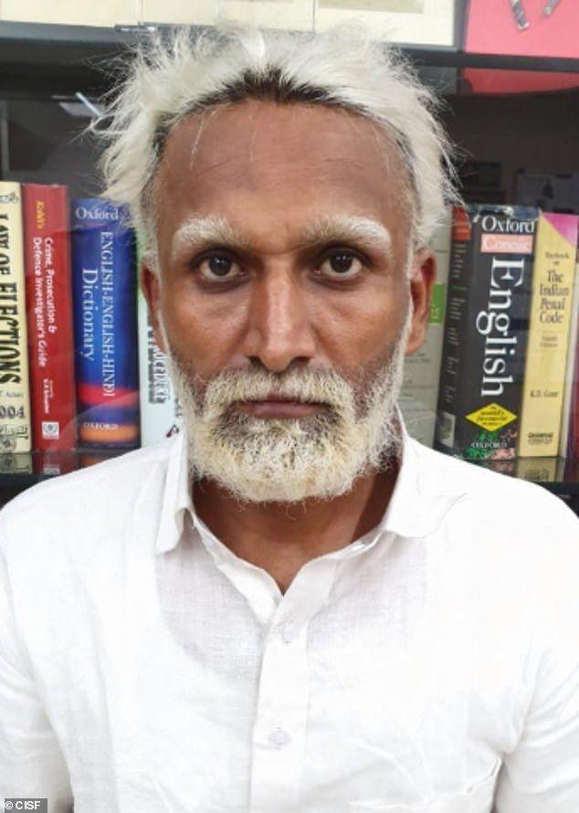 32-летний житель Индии прикинулся 81-летним дедом, чтобы получить визу и свалить в США. Индия, США, Подделка, Фотография, Видео, Длиннопост