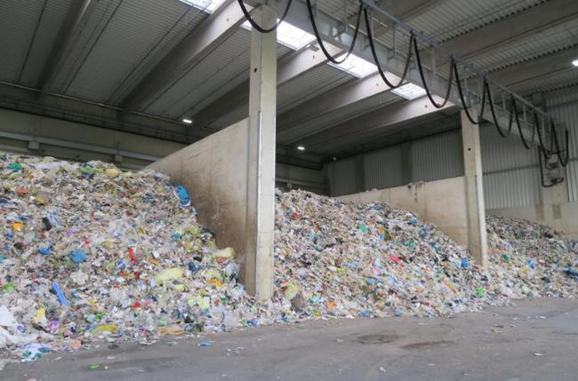Переработка мусора в энергию