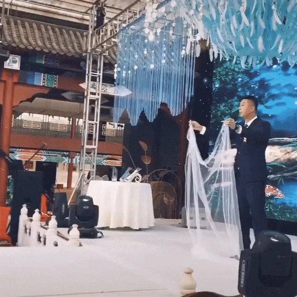 Фокус на свадьбе