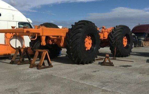 Мужчина приложил титанические усилия и восстановил старый «Кировец» Трактор, Реставрация, к-700, Длиннопост