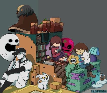Инди игры на RPG maker