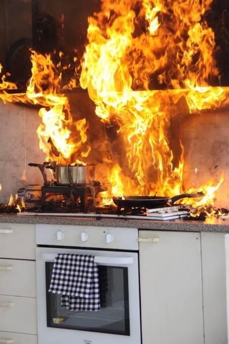 вам картинки пожара на кухне пришла время
