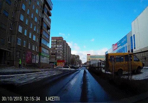 Обычный день в Магнитогорске