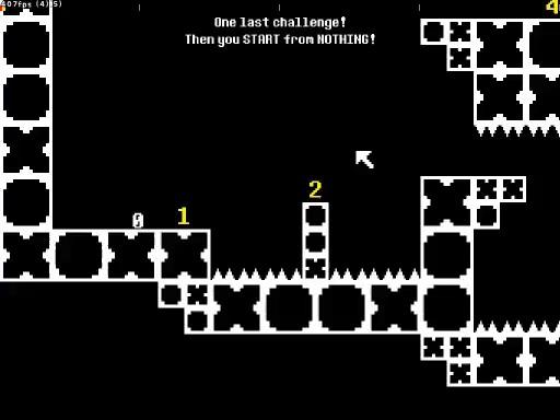 Интересная игровая механика с Ludum Dare 45 Coremission, Игровые механики, Гифка