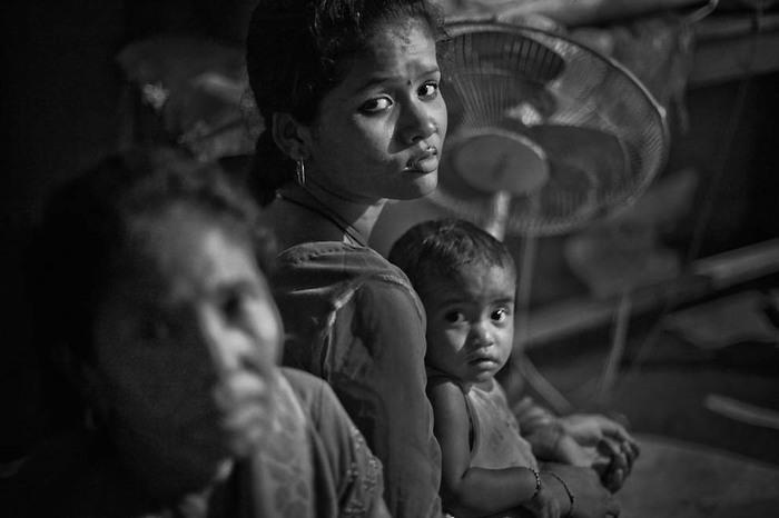 Непальские «неприкасаемые» женщины из касты проституток. Непал, Кастовая система, Общество, Длиннопост