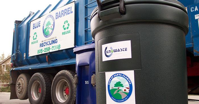 Мобильная переработка мусора