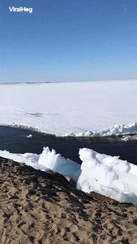 Ледяное цунами