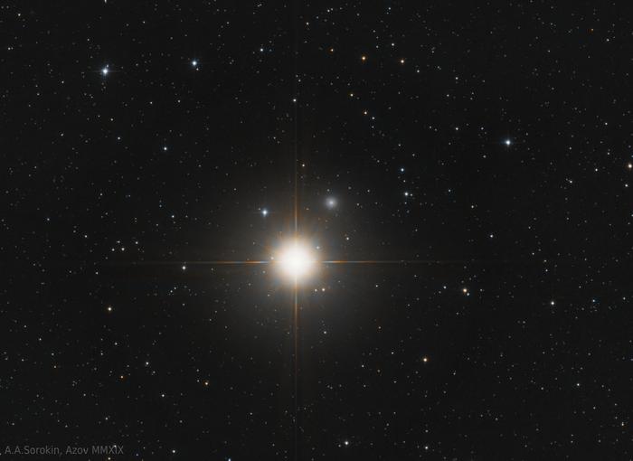 Звёздное небо и космос в картинках - Страница 4 1574078942158921018