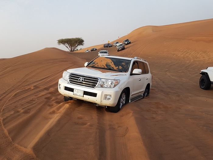 Арабские приключения, Land Cruiser 200 Пустыня, Крузак, Автоклуб, ОАЭ, Длиннопост