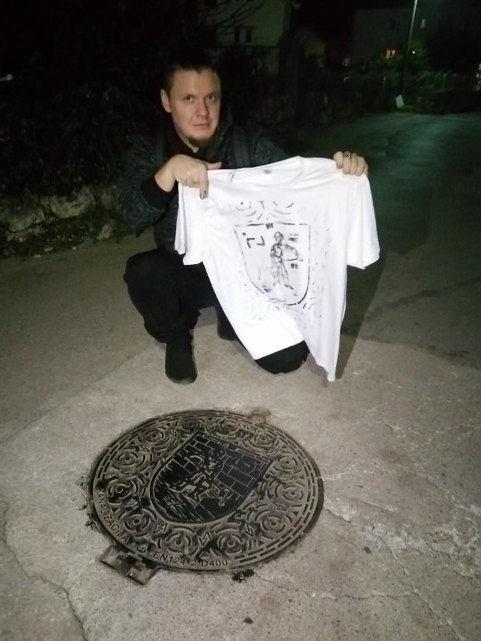 Хорошая идея сувенира Будва, Черногория, Сувениры, Футболка, Печать на футболках