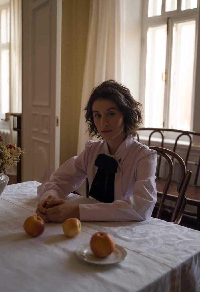 Девушка с яблоками Девочка с персиками, Томск, Картина, Искусство