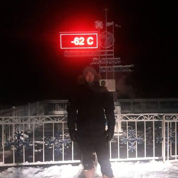 Обычный день в Якутии