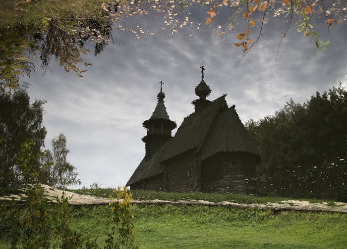 Сон о церкви Спаса Всемилостливого