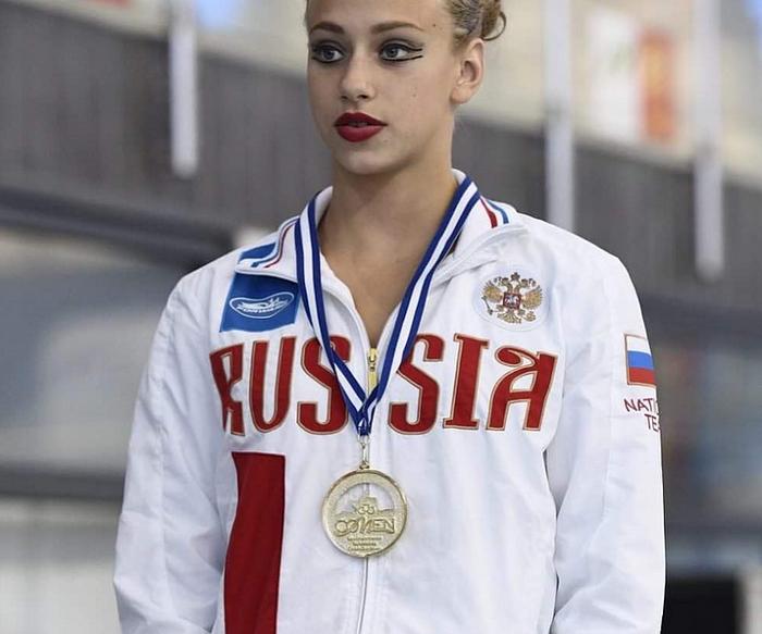 Что скрывается под спортивным костюмом Фотография, Красивая девушка, Спорт, Спортсмены, Длиннопост
