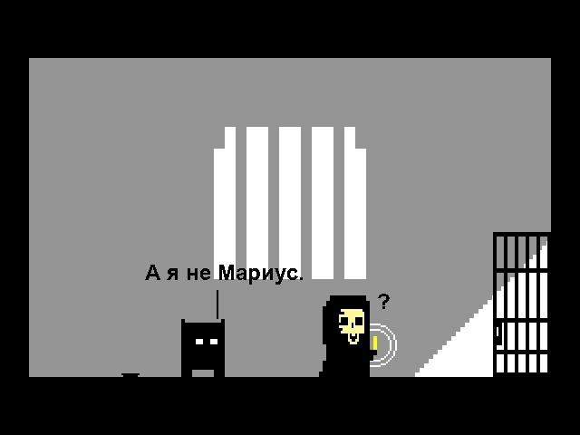 Преждевременный конец разрушения Комиксы, Diablo II, Бэтмен, Crossover, Pixel Art, Баал, Мариус, Длиннопост