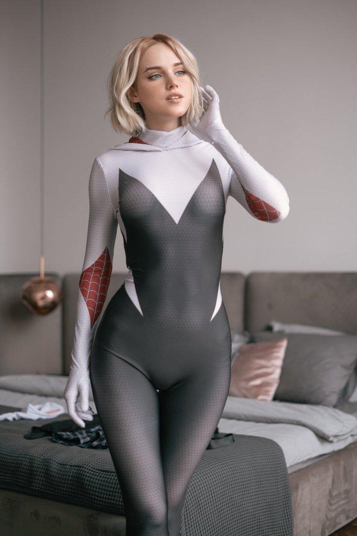 Spider-Gwencosplay