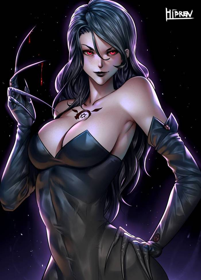 Lust DeviantArt, Арт, Рисунок, Anime Art, Fullmetal Alchemist, Lust