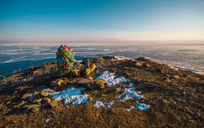 Чудные мгновения Байкала Байкал, Отдых в России, Зима, Михаил, Пейзаж, Лед, Сибирь, Путешествия, Длиннопост