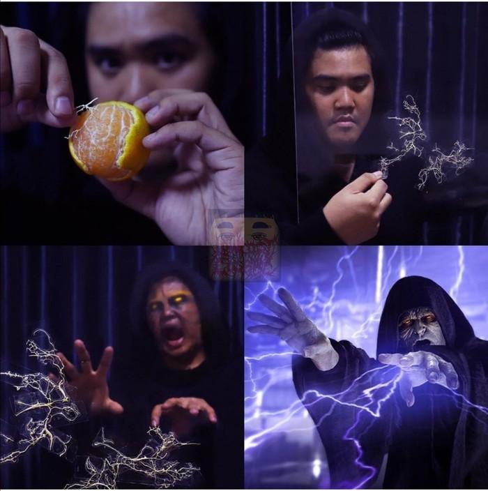 Темная сторона мандарина