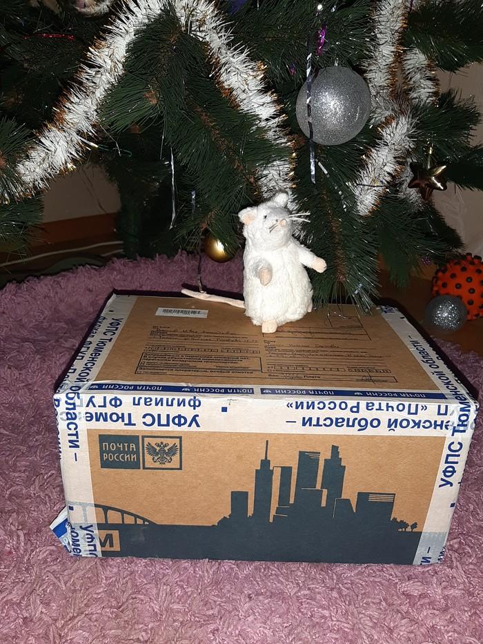 АДМ Тюмень- Симферополь Тайный Санта, Отчет по обмену подарками, Новогодний обмен подарками, Длиннопост, Обмен подарками