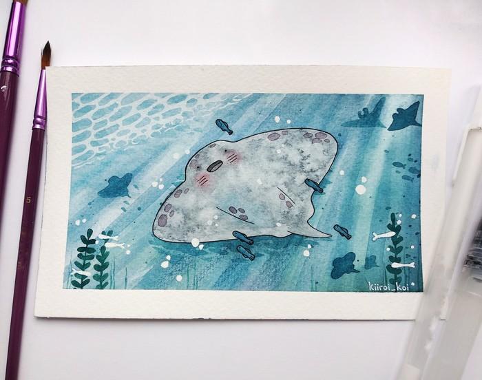 Подводный друг