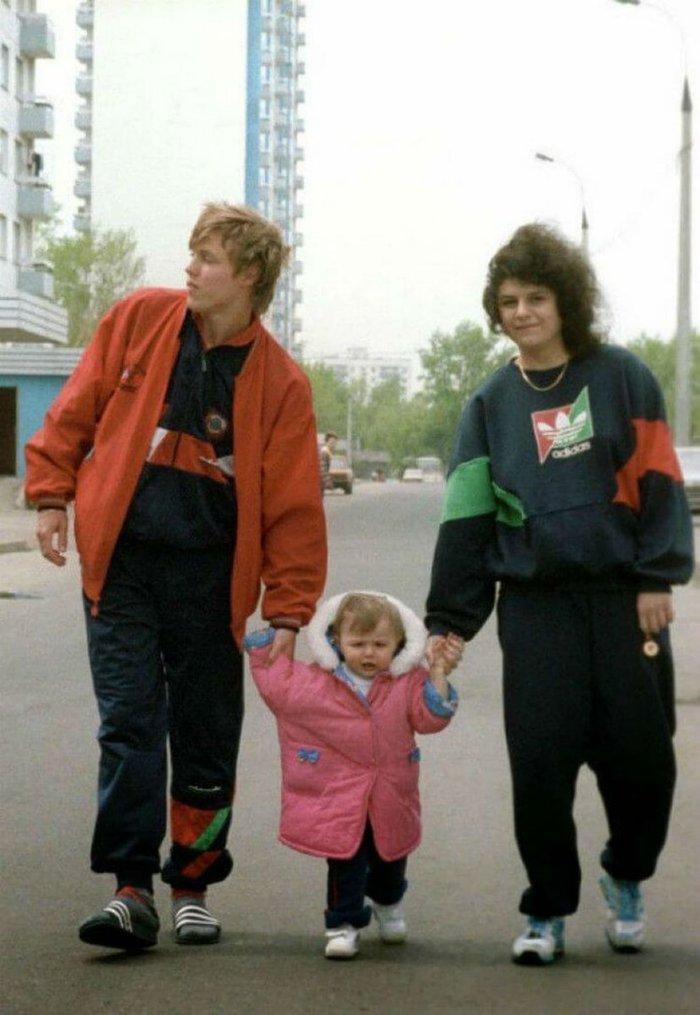 Интересные фотографии 90 -х (часть 10)
